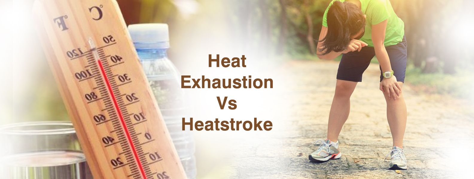 HEAT EXHAUSTION VS HEATSTROKE: WHAT ARE THE WARNING SIGNS AND HOW SHOULD YOU REACT