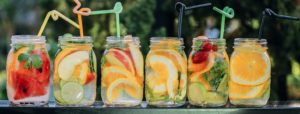 HYDRATING DRINKS- HEALTHY CHOICES