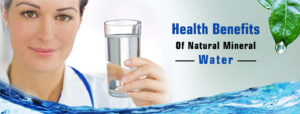 What are the Top 10 Amazing health benefits of natural mineral water?