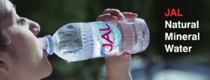JAL NATURAL MINERAL WATER IS THE FASTEST GROWING MINERAL WATER BRAND IN INDIA