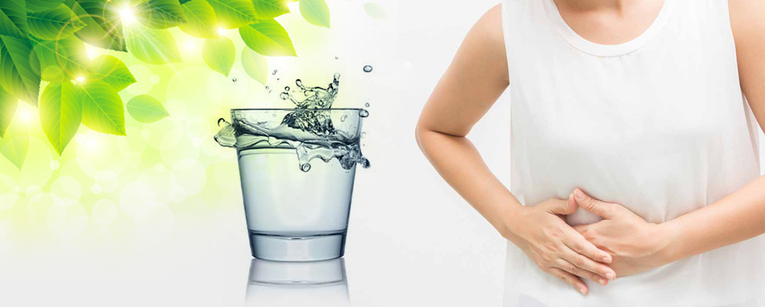 Can you get kidney stones from drinking mineral water?