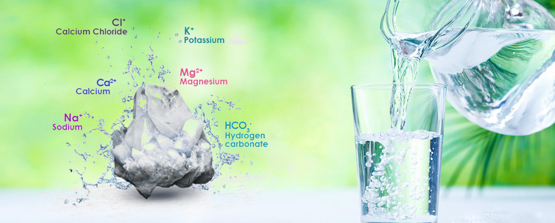 Mineral enriched Water – What minerals are found in water?