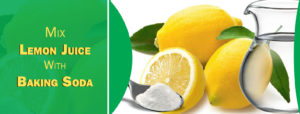 What Happens When You Mix Lemon Juice With Baking Soda?