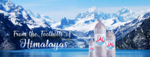 Natural Mineral Water from the Foothills of Himalayas