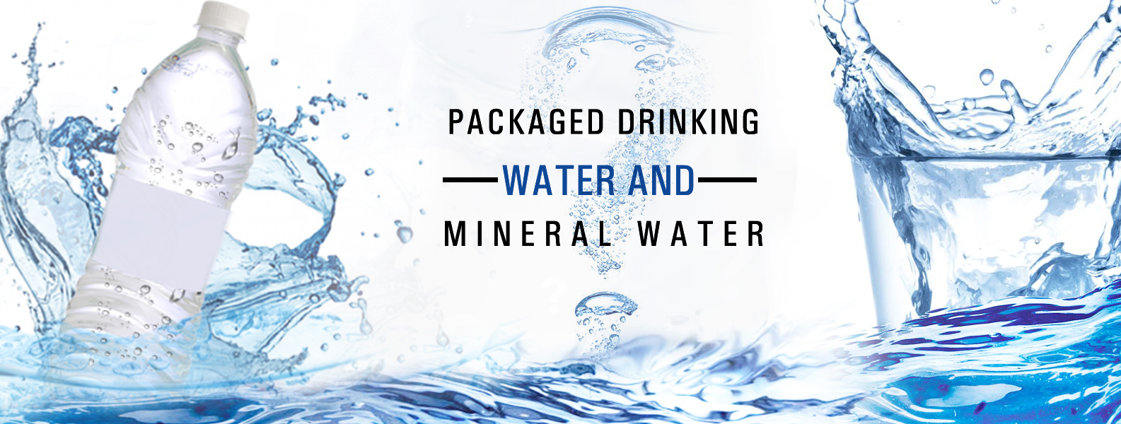 FREQUENTLY ASKED QUESTIONS ON PACKAGED DRINKING WATER AND MINERAL WATER