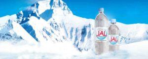Naturally Balanced Water from the Himalayan Mountains